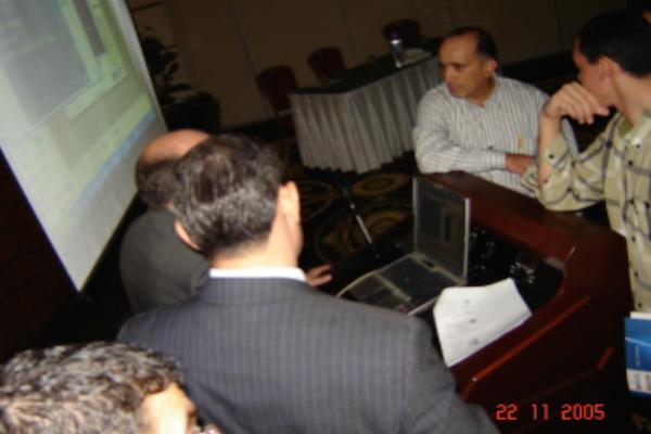 ARAMCO Seminar